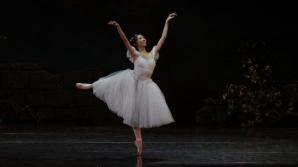 Balerina de origine japoneză Sena Hidaka