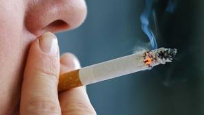 VESTE tristă pentru fumători