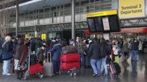 Românce, reţinute după descoperirea unor iguane rare într-un bagaj pe Aeroportul Heathrow