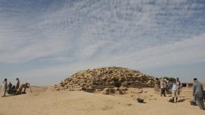 O nouă piramidă a fost descoperită în Egipt