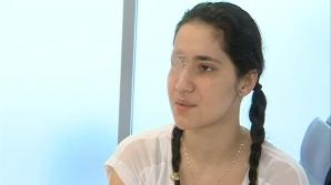 Mărturia cutremurătoare a tinerei împuşcate în ochi