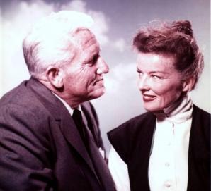 <p>Katharine Hepburn şi Spencer Tracy, idilă secretă timp de 26 de ani</p>