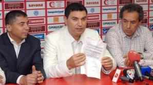 Vasile Turcu, alături de Cristi Borcea şi Nicolae Badea