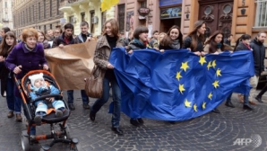 O împărţire a Ucrainei nu este în interesul nimănui, spune Casa Alba