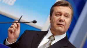 """Ianukovici: Federalizarea Ucrainei este o idee """"inactuală"""""""