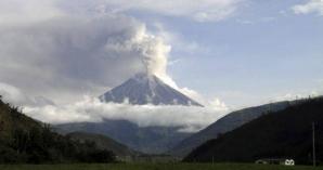 Vulcanul din Ecuador, sub atenţie maximă
