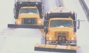 Furtună de zăpadă în SUA