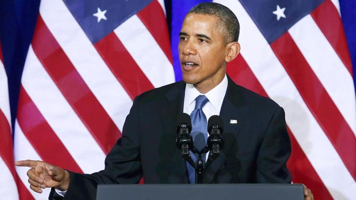 Barack Obama, preşedintele SUA