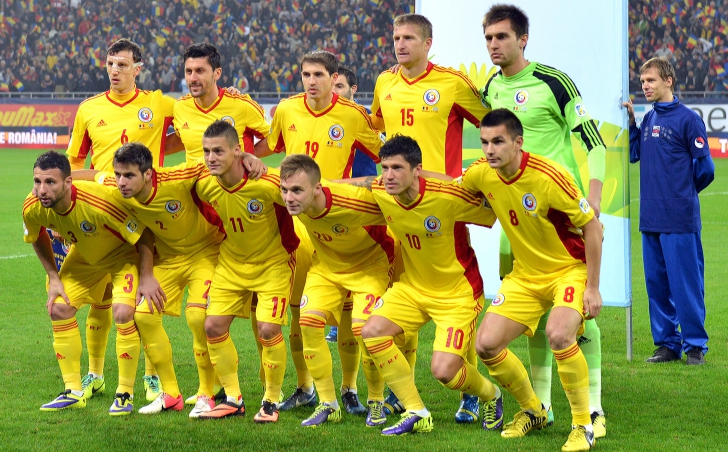 Veste TERIBILĂ pentru echipa naţională a ROMÂNIEI
