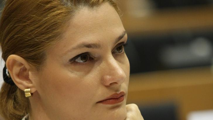 EUROPARLAMENTARE 2014 Ramona Mănescu şi Cristian Buşoi, pe lista PNL pentru europarlamentare / Foto: MEDIAFAX