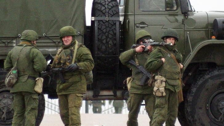 <p>Trupele ruse ar fi început retragerea de la graniţa ucraineană, spune Kievul</p>