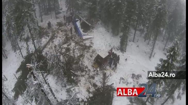 Procurorii au extins ancheta în dosarul tragediei aviatice din Apuseni
