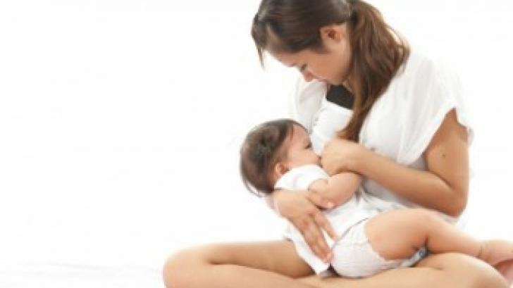 10 curiozitati despre laptele matern