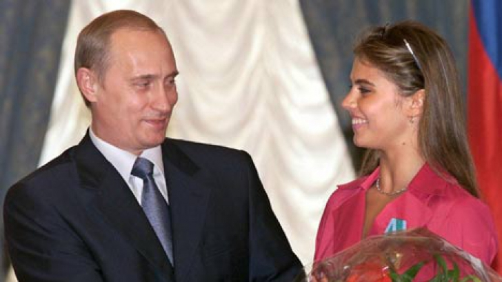 Vladimir Putin şi Alina Kabaeva s-ar fi căsătorit
