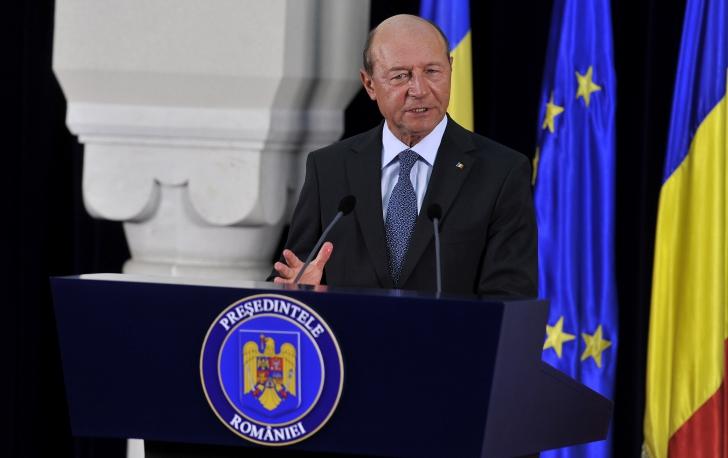 TRAIAN BĂSESCU / Foto: presidency.ro