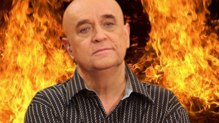 Benone Sinulescu a răcit puternic