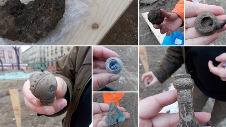 Descoperire arheologică uluitoare la Timișoara