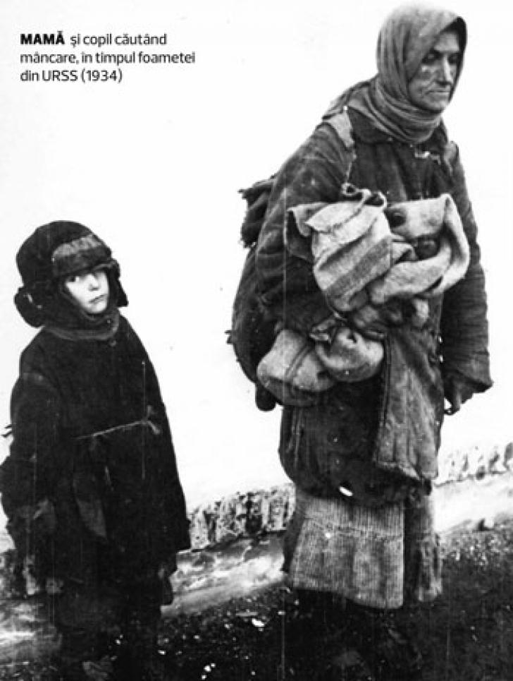 Cum i-a distrus și umilit Stalin pe ucraineni și care sunt rădăcinile evenimentelor de azi
