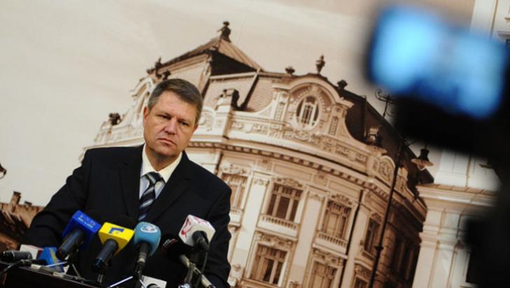 Johannis: Garantez că fac ceea ce fac pentru a îmbunătăţi vizibil componenta liberală în Guvern
