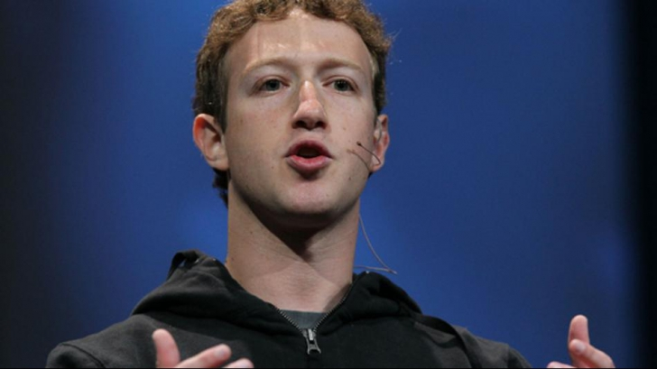 <p>Mark Zuckerberg </p>