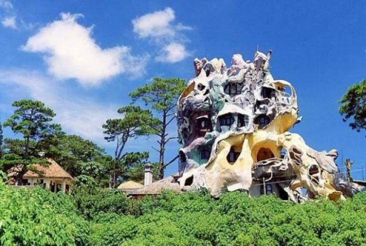 Casa Nebună din Vietnam