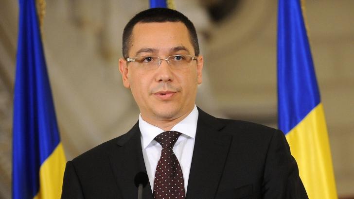 Ponta: Dacă liberalii dau Internele, acceptăm cu plăcere; nu trebuie neapărat să dăm ceva în schimb