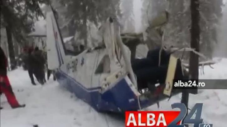 Veşti bune despre copilotul rănit în accidentul din Apuseni