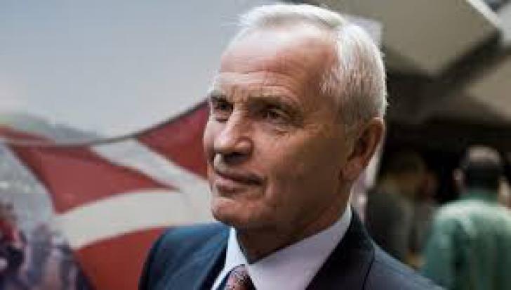 RiICHARD MOLLER NIELSEN, antrenorul care a condus Danemarca spre titlul european din 1992, a murit