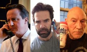 David Cameron, ţinta glumelor pe Twitter