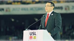 PONTA spune că ar numi PREMIER UN LIBERAL, dacă ar candida şi ar câştiga alegerile prezidenţiale