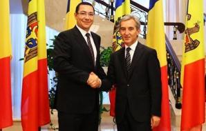 Ponta: România sprijină stabilitatea Moldovei. Leancă: Păzim graniţa! / Foto: Facebook.com