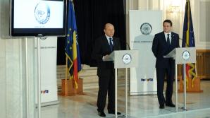 Băsescu: SRI, un club de oameni serioşi, nu a mai 'beneficiat' de influenţa partidelor / Foto: presidency.ro