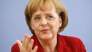"""Angela Merkel: Vladimir Putin acceptă un """"grup de contact"""" pentru începerea unui dialog"""