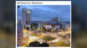 48 de ore în Bucureşti, aventura unui jurnalist britanic