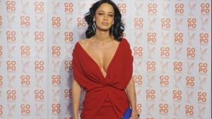 Andreea Raicu, ținută explozivă la Gala Premiilor Gopo