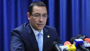 Ponta:România şi Bulgaria aşteaptă o decizie rapidă privind integrarea în Schengen, frontier-maritim / Foto: MEDIAFAX