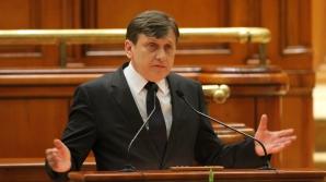 Antonescu: Atitudinea lui Tăriceanu este cea mai ruşinoasă a unui fost preşedinte al PNL / Foto: MEDIAFAX