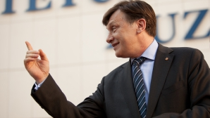 Antonescu: Indiferent ce se întâmplă cu mine, PNL nu va deveni un partid subordonat lui Băsescu / Foto: MEDIAFAX