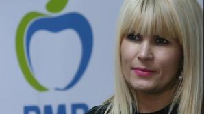 TRAIAN BĂSESCU: Elena Udrea poate să-l bată fizic pe Victor Ponta