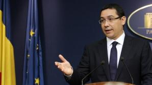 """Ponta: Apelul lui Băsescu la depolitizarea ANAF este una dintre """"marile ipocrizii"""""""