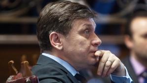 Antonescu: Ponta nu are curaj fără camuflaj, ţinta lui e ca PNL să aibă un rezultat prost la alegeri / Foto: MEDIAFAX