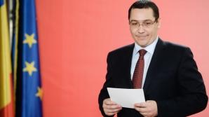 Ponta informează Parlamentul că Băsescu nu a cerut elemente de mandat la Consiliul European