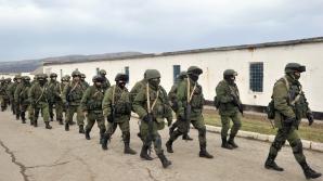 Trupele ruse deţin control operaţional complet asupra Crimeei
