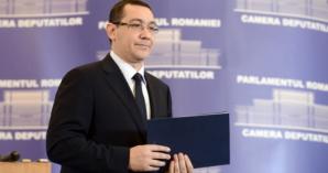 Victor Ponta, despre gafa de pe blog a ministrului Şova