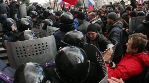 Miting-referendum pentru autonomie la Harkov / Foto: arhiva MEDIAFAX