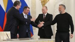 ANEXARE CRIMEEA. Duma a ratificat anexarea Crimeei la Rusia/ Foto: MEDIAFAX