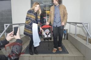 Dana Rogoz a născut pe 1 martie. Foto: wowbiz