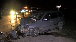 Accident grav în Buzău