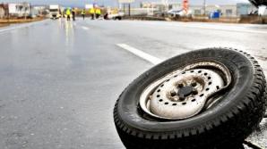 <p>Accident mortal, în apropiere de Buzău</p>