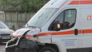 Accident GROAZNIC la Cluj